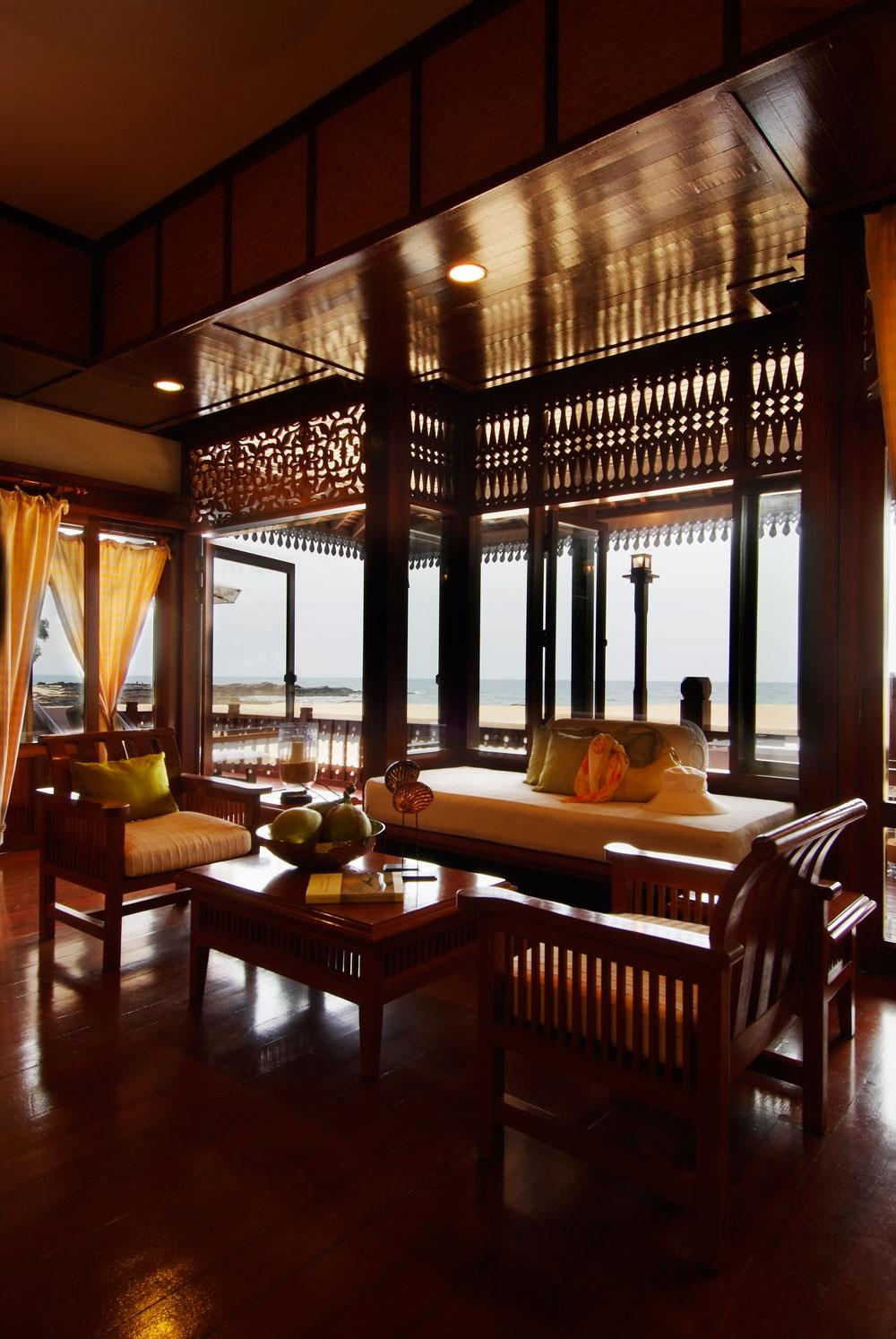 Stunning Resort Architecture Of Tanjong Jara With