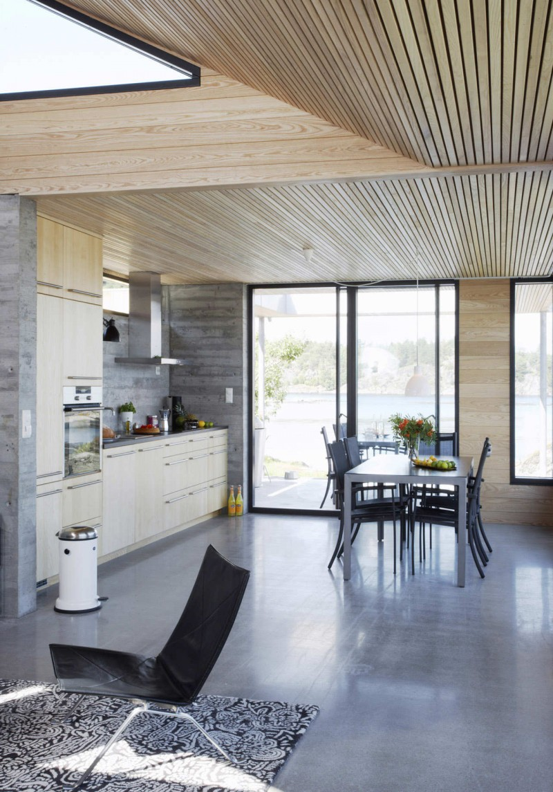 Rustic Summer House Skatoy With Great Landscape Housebeauty