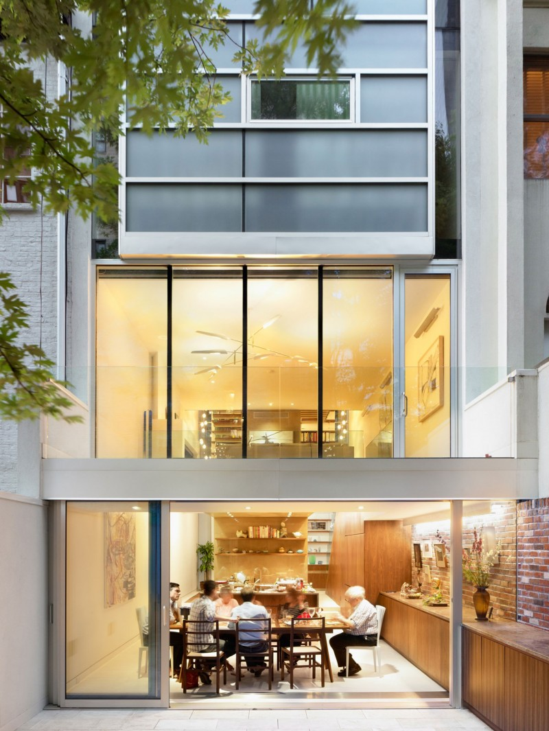 Elegant Townhouse Architecture that Renovated in NYC ~ HouseBeauty