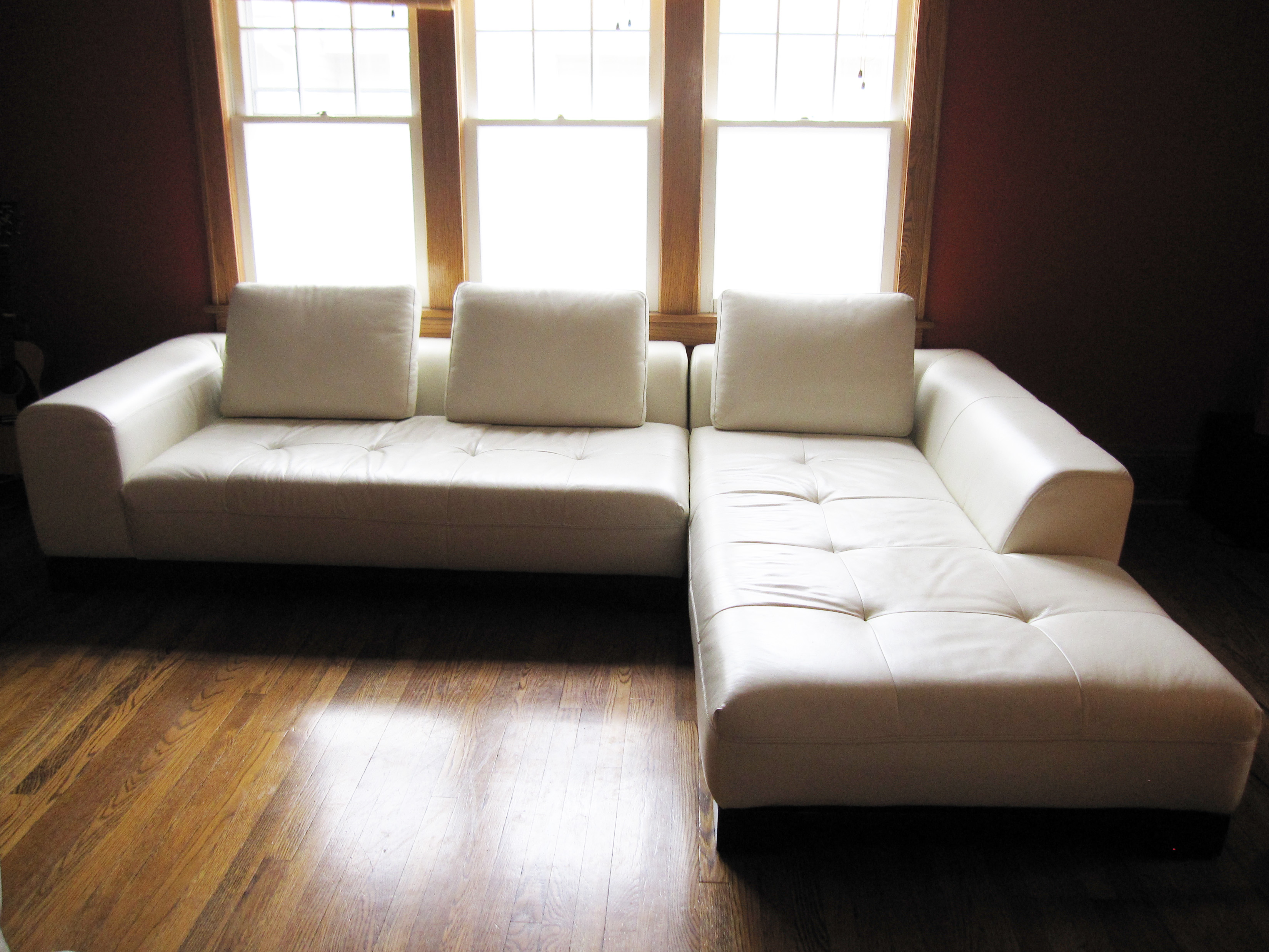 Nice Leather Sleeper Sofa Ideas With Various Designs