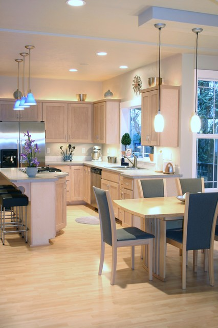 Fabulous Kitchen Lighting Design Examples For Your House