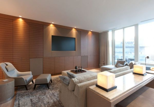 Pretty Modern Penthouses For Elevated Standard Living