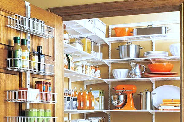 Stunning Modern Pantry Design Functional And Minimalist Style ...