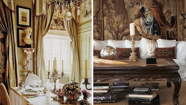 Splendid Elegant Interior Design Boosting The Room Using