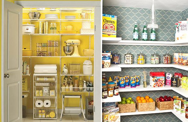 Stunning Modern Pantry Design Functional And Minimalist