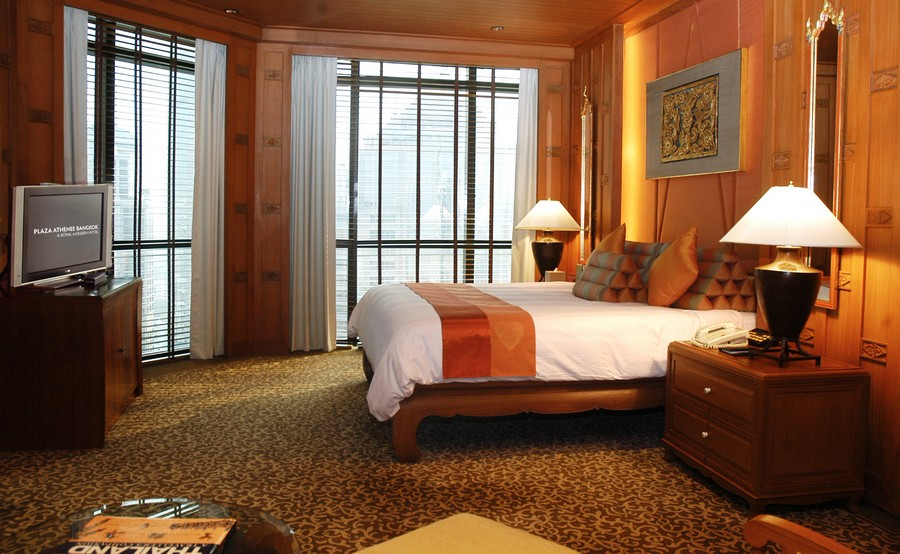 Magnificent Modern Hotel Designs With Exclusive Bedroom