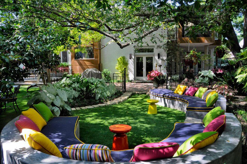 Красивый сад и идеи