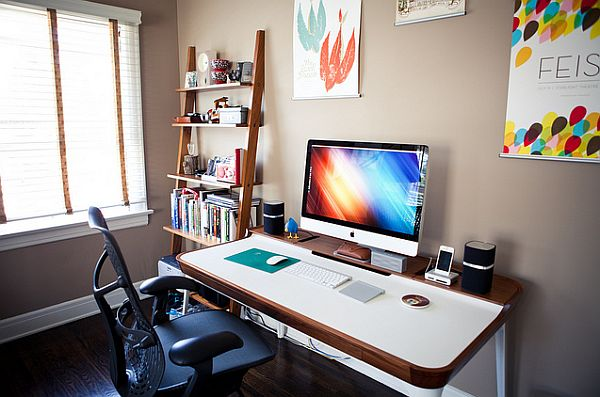 Adorable home office design find your own style housebeauty for Create your own home office