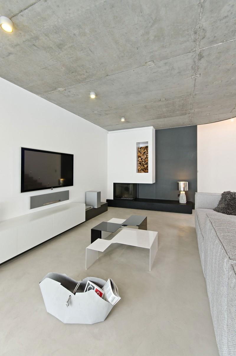Потолок под бетон