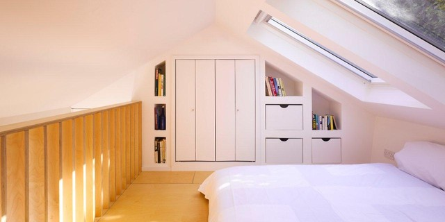 Smart Storage Ideas For Small Bedrooms Applications