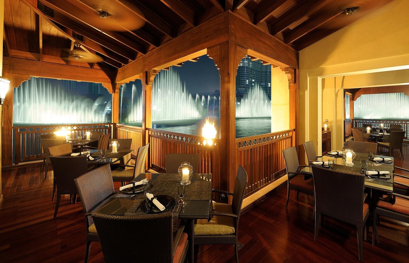 Wonderful Thai Terrace Which Serves Maximum Amenities