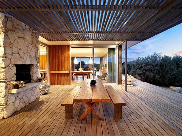 Unconventional House in Australia With Wonderful Natural ...