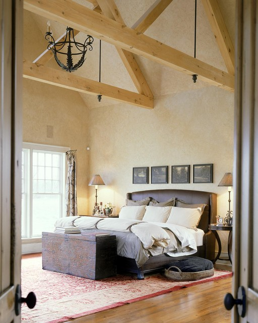 Elegant Country Bedroom Ideas With Minimalist Interior
