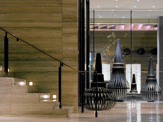 Luxurious Penthouse Apartment Design St Regis Hotel Residences Housebeauty