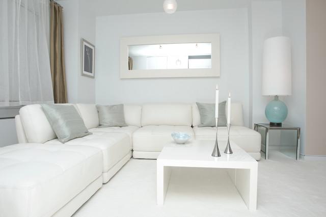 Фото светлая комната