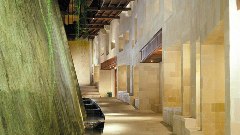 Wonderful Resort Design in Bali as Four Seasons : HouseBeauty