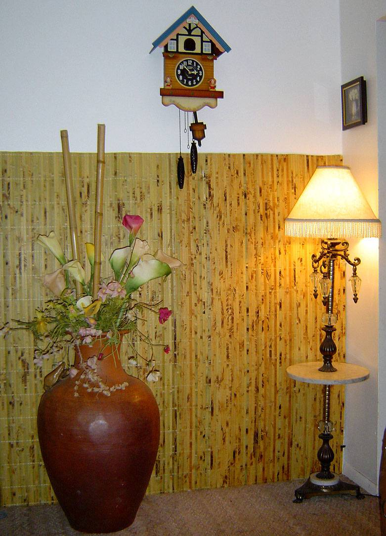 Attractive Bamboo Wall Panels As Eco Friendly Decoration Housebeauty