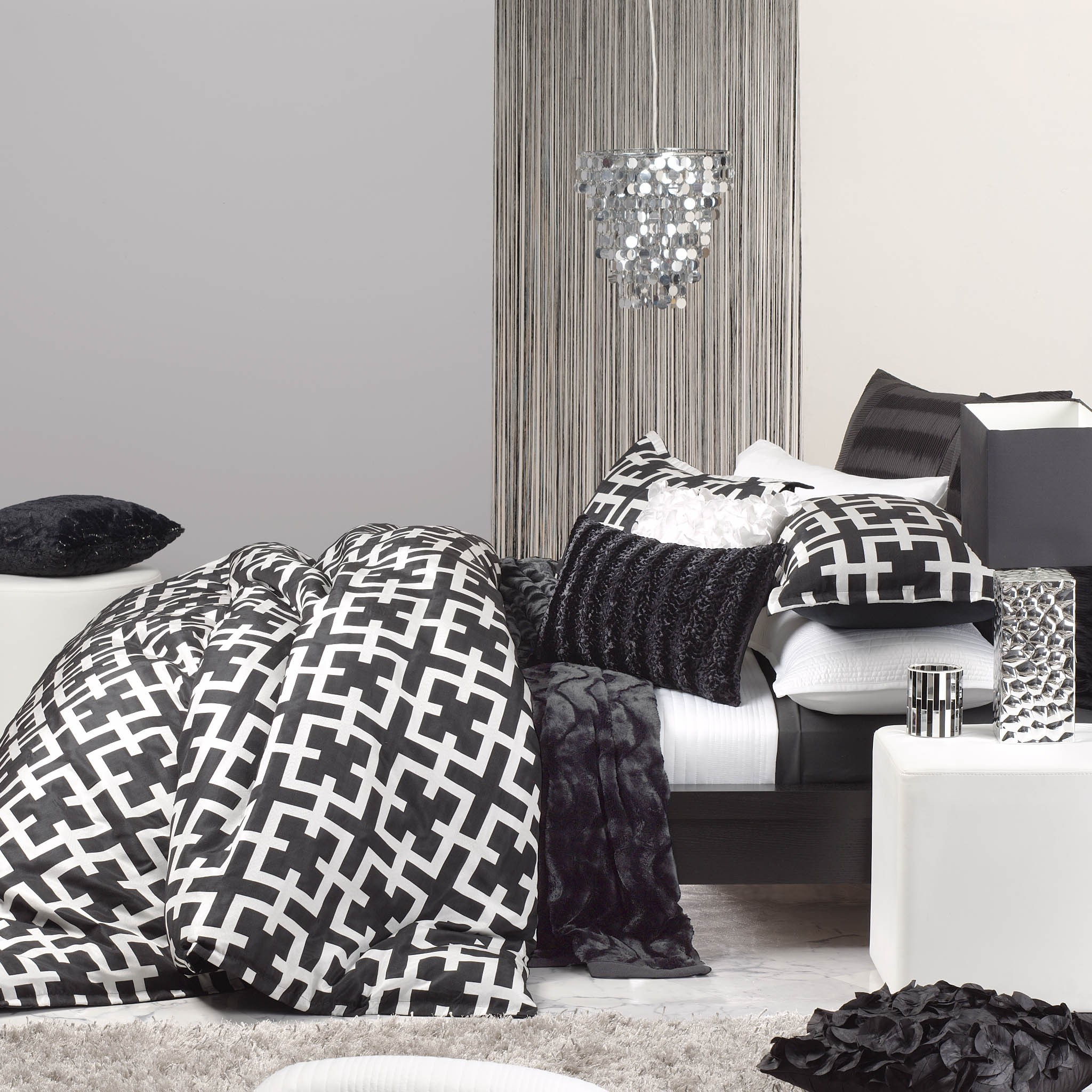 Inspirational Black And White Duvet Covers Collection