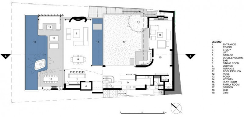 Fetching Residence Design Ideas For A Dwelling Called De