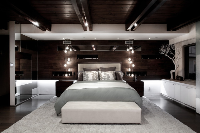 Stylish Bedroom Lighting Ideas With Interior Led Lamp