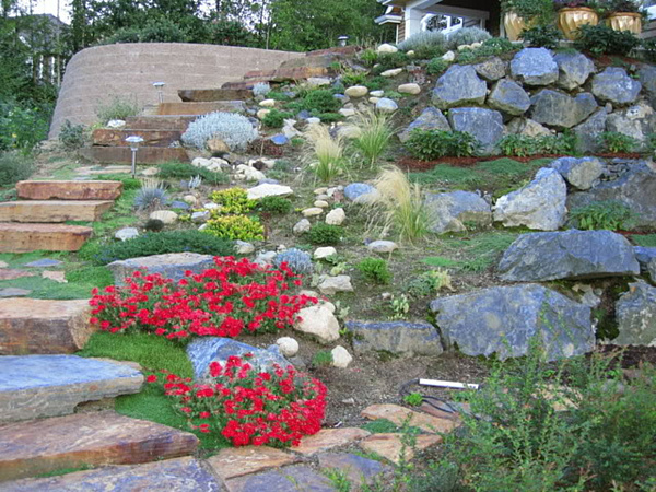 Amazing garden design ideas for the fresh home housebeauty for Idea de deco garden rockery