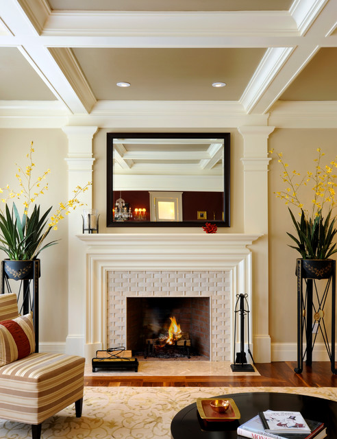 Image Result For Interior Design Ideas For Fireplace Mantels