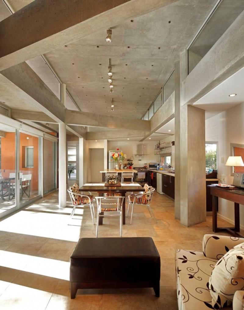Impressive Orange House For Modern Living Place Housebeauty