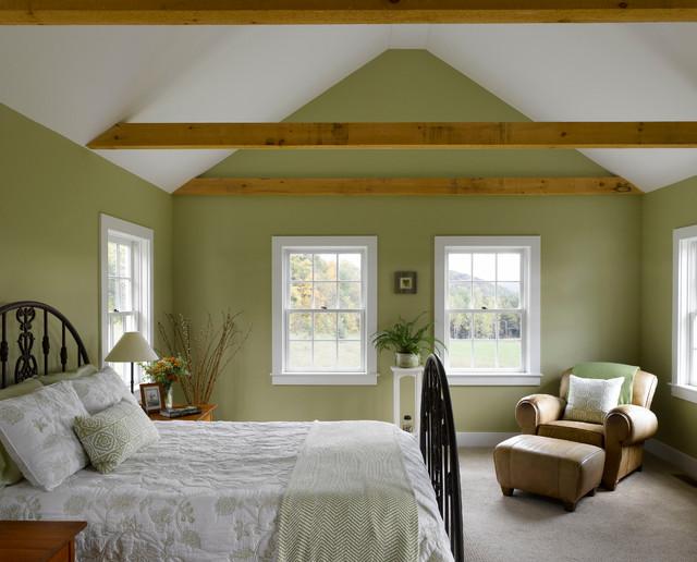 light green bedroom ideas. indoor plants and healthy bedroom