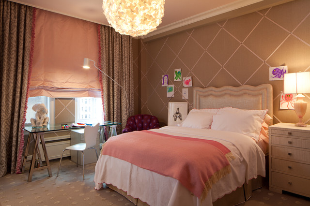 Alluring Bedroom Ideas For Young Women In Soft Color Nuance