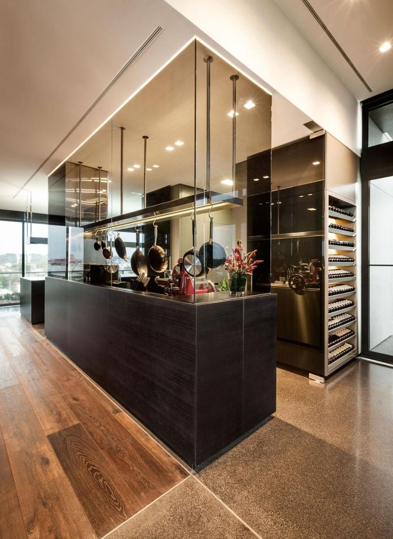 Lavish Penthouse Designs Very Style Housebeauty