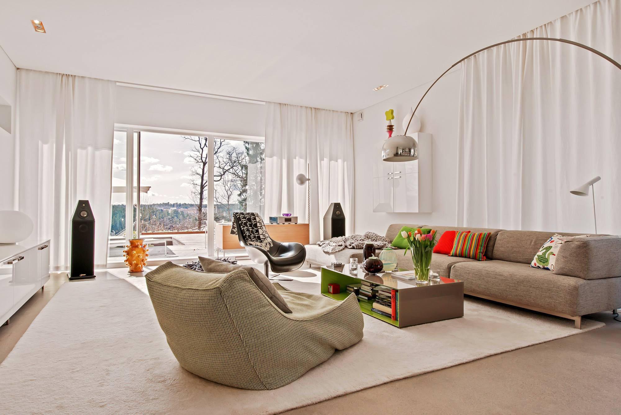 Incredible Modern Villa Design The Villa In Stockholm