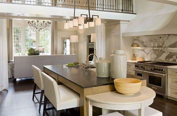 Lovely Country Style Kitchen Design The Steps Housebeauty
