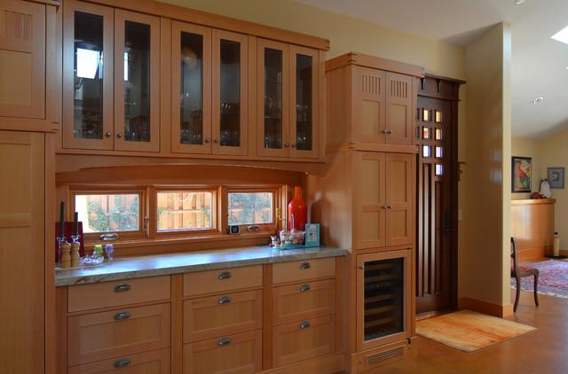 Inspiring Kitchen Cabinet Ideas Applying Various Cabinet