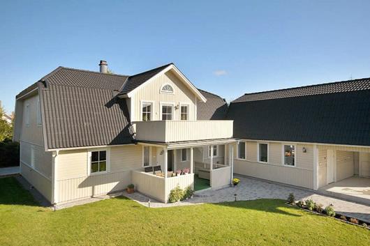 Inspirational scandinavian house design for your modern for Scandinavian modern house