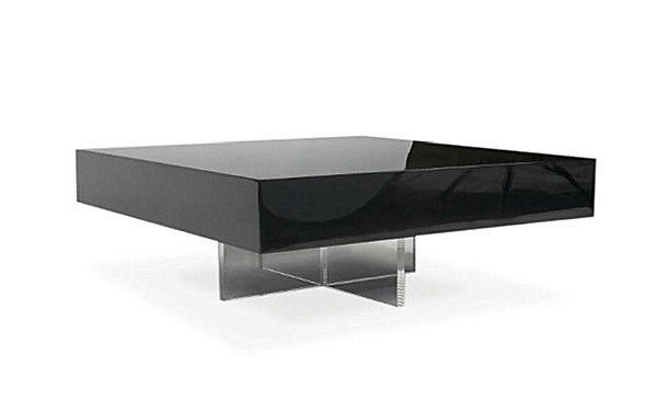 Beautiful Lacquer Finish Furniture With Hip Design And