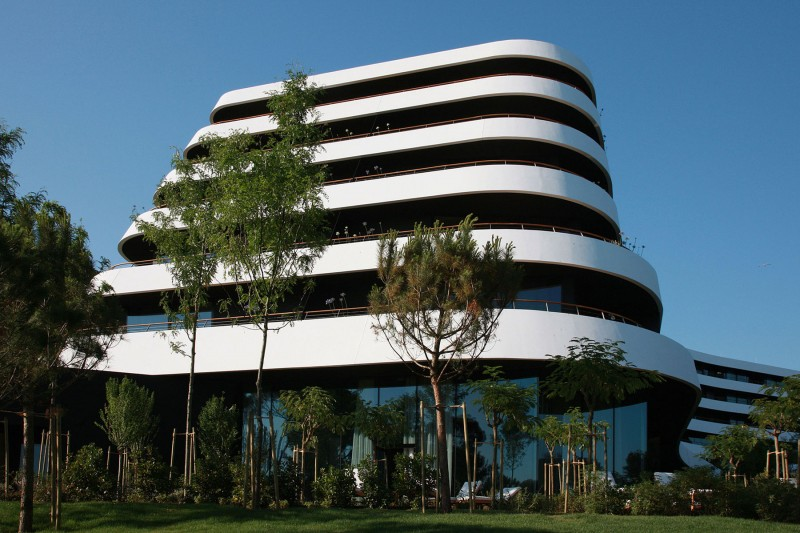 peculiar hotel design ideas of a luxury hotel called hotel