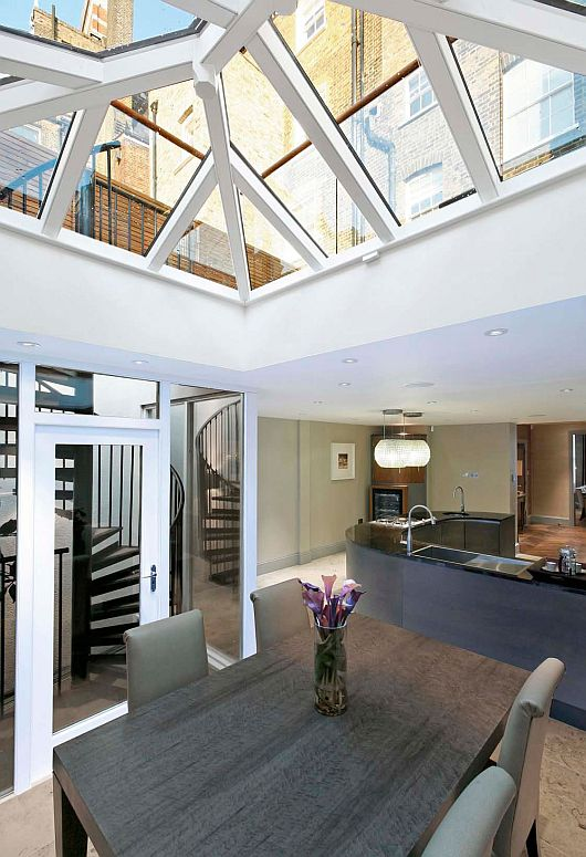 Flawless Contemporary Classic Interior Design House In