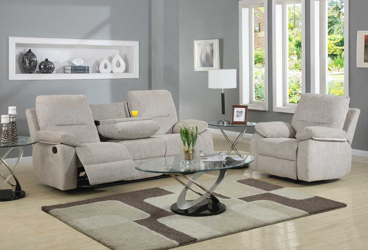 Comfortable Reclining Sofa For Resting Tired Body Afterwork Housebeauty