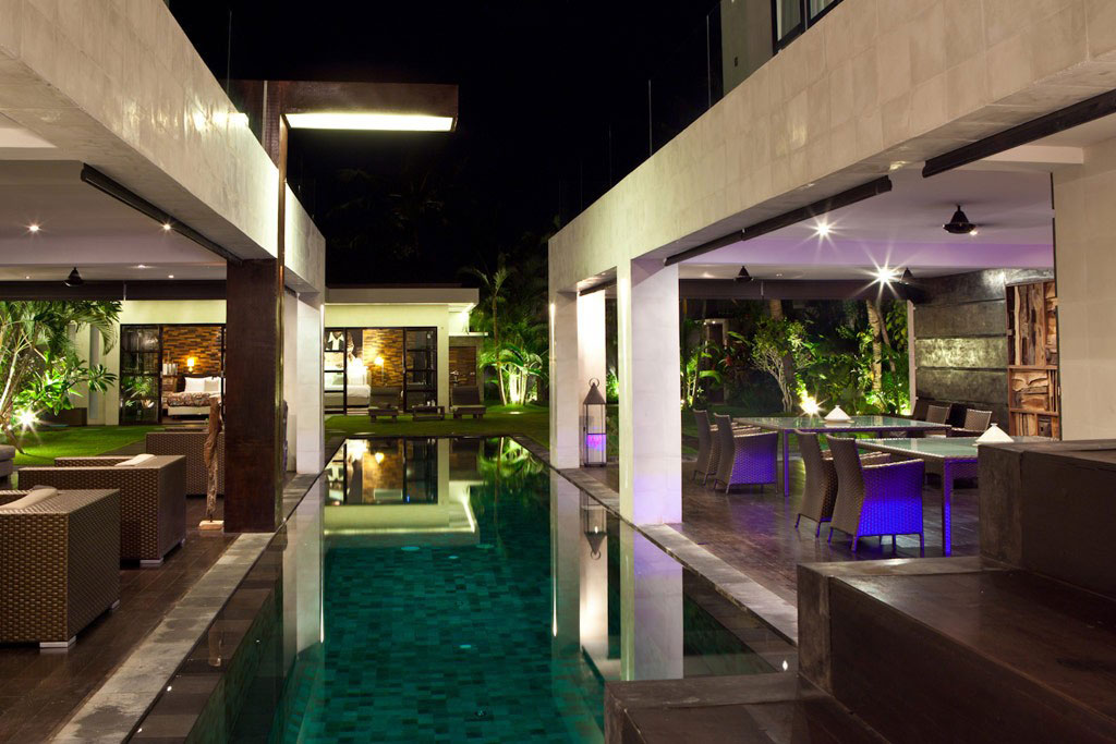 Beautiful Villa In Bali Displaying Opulent In Comfort
