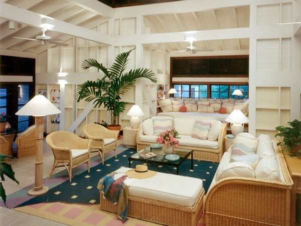 Impressive Interior Decorating Ideas With Caribbean Style