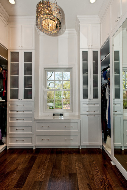 Passionate master bedroom closet ideas with extended - Master bedroom closet ideas ...