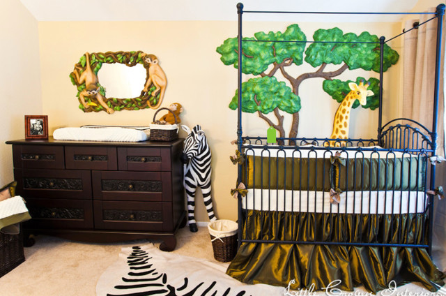 Attractive Crib Bedding For Boys With Boyish Decoration