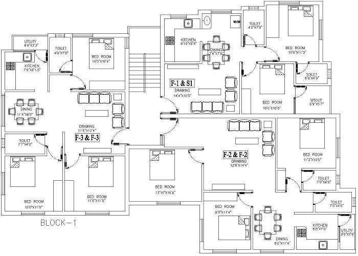 Easy drawing plans online with free program for home plan for Draw a house plan online