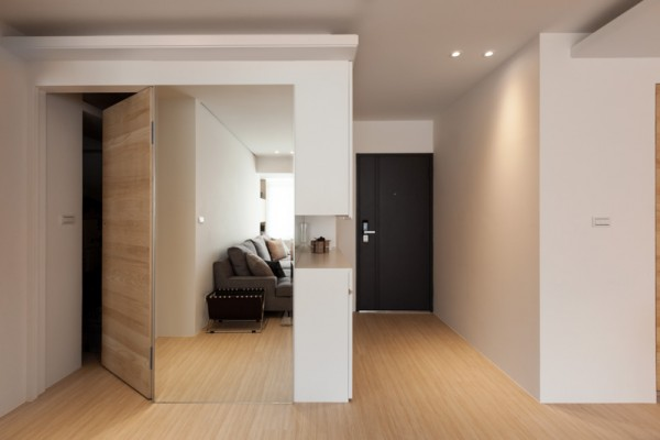 Shiny Apartment Room With Inspiring Design That Is Not