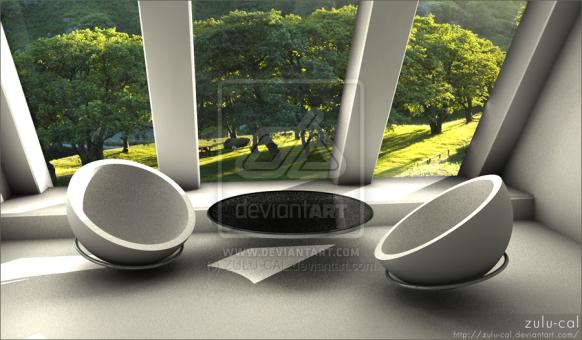 Outstanding Artistic Living Room Design For Modern Home