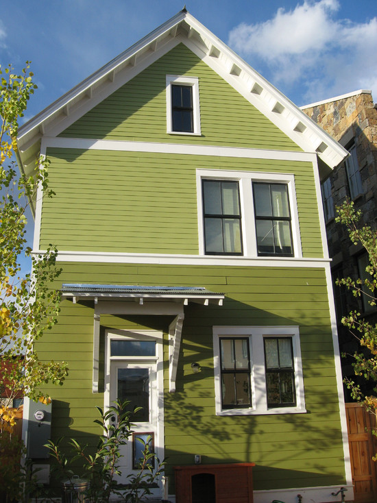 Captivating Color A Home Exterior That Endures For Years Housebeauty