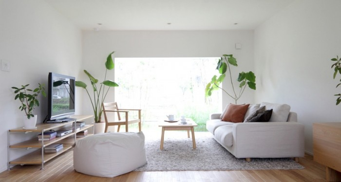 Astonishing japanese interior style with natural essence - Japanese living room furniture ...
