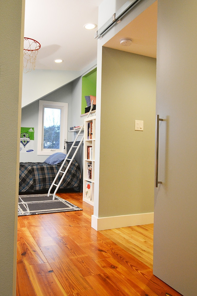 Graceful Bungalow House in Sleek and Efficient Room Arrangement ...