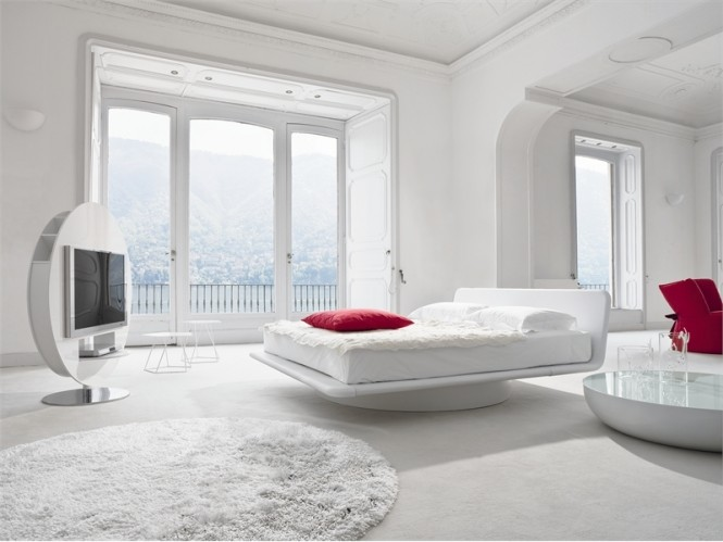 Fashionable Minimalist Bedroom Design With Designer S