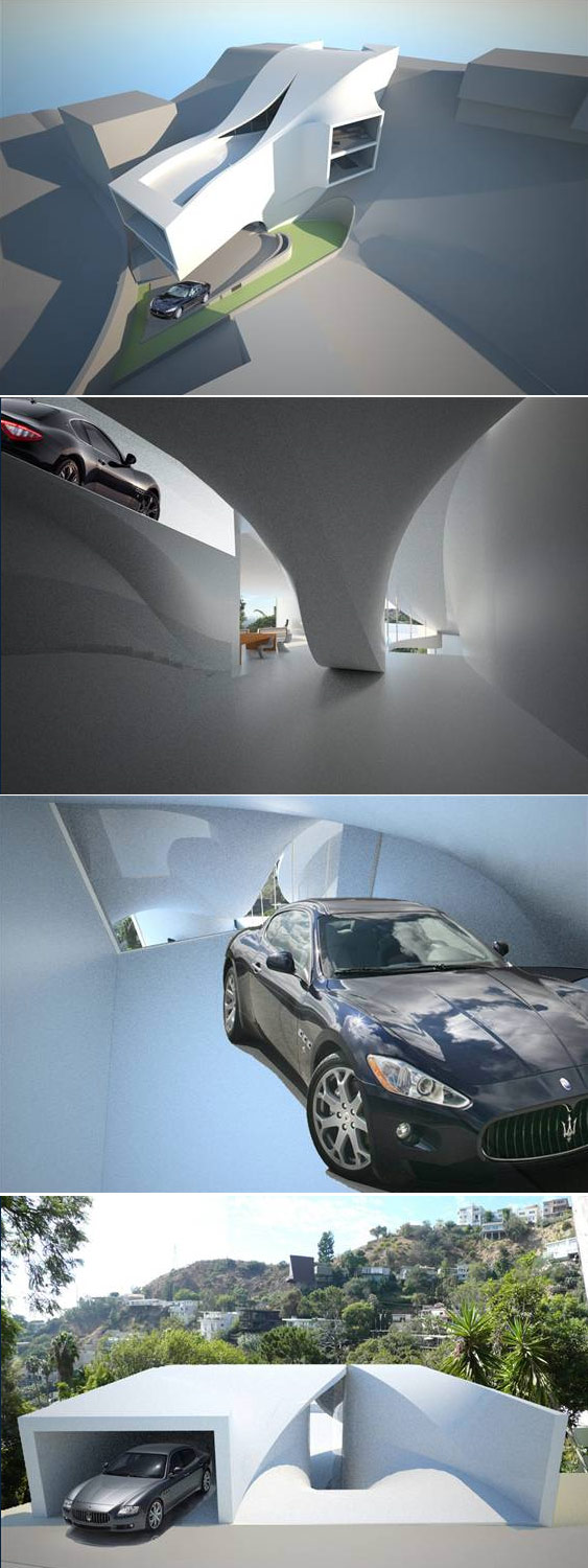 Smart Garage Design In Various Ideas HouseBeauty